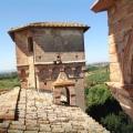Rif. 1450 –Castello medievale, Campagna senese - Toscana