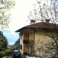 Villa con piscina vista lago di Garda